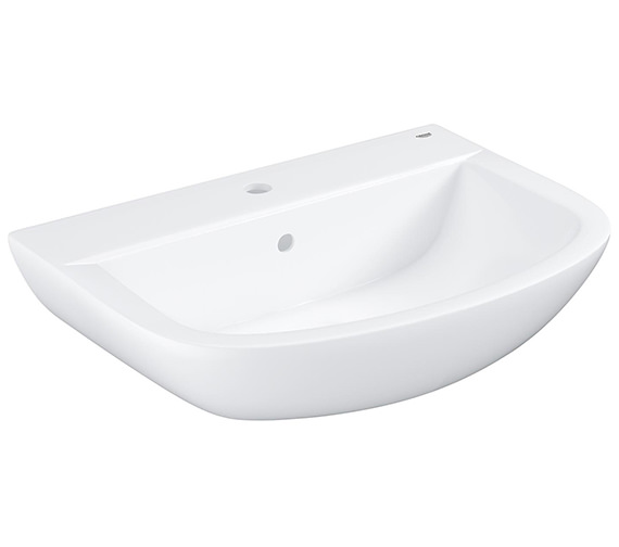 Grohe Bau 646 x 468mm Ceramic Wash Basin