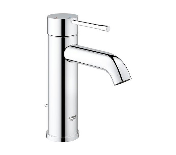 Grohe Essence S-Size 1-2 Inch Basin Mixer Tap With Pop-Up Waste