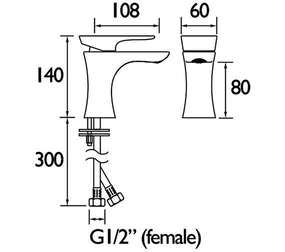 Technical drawing QS-V88328 / MHOU BAS CR