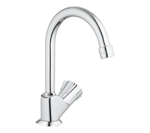 Grohe Costa L Deck Mounted 1-2 Inch Basin Tap