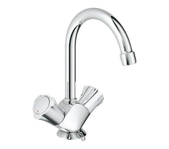 Grohe Costa L Deck Mounted Basin Mixer Tap
