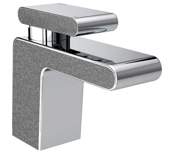 Additional image of Bristan Metallix Pivot 1 Hole Bath Filler Tap