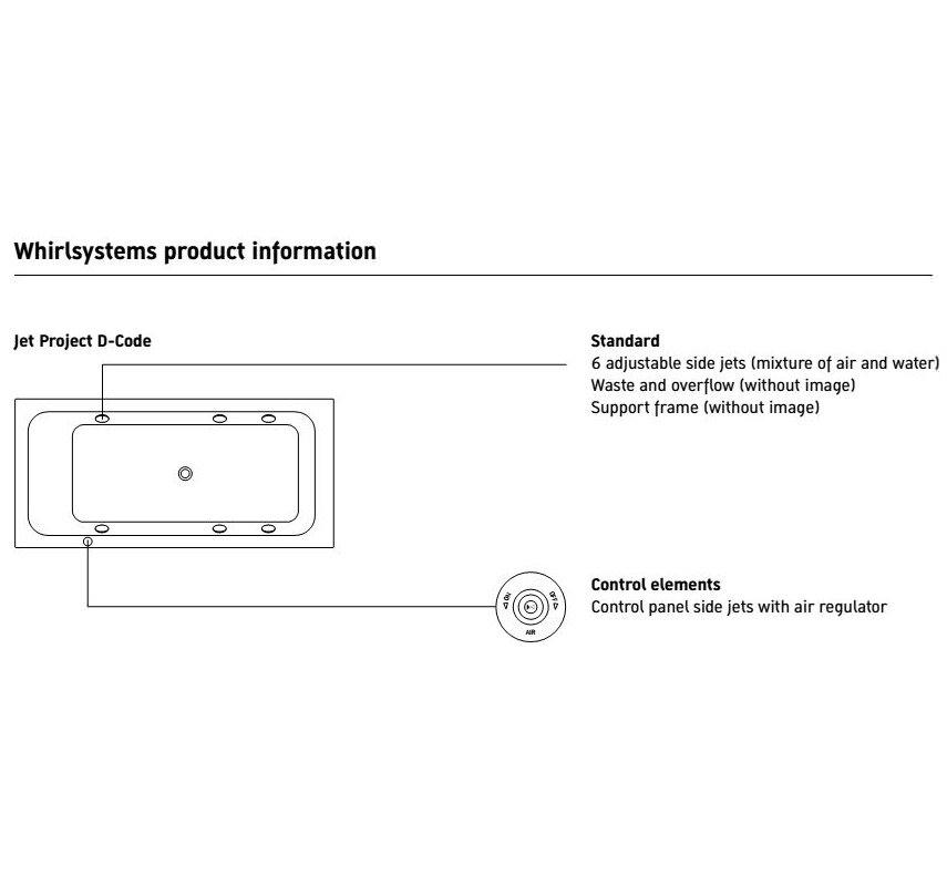Additional image for QS-V43577 Duravit - 760097000JP1000