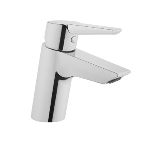VitrA Solid S Chrome Basin Mixer Tap