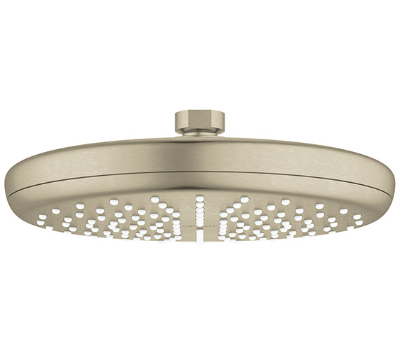 Alternate image of Grohe Tempesta Chrome Single Spray 210mm Shower Head
