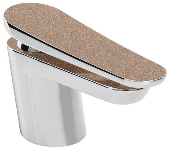 Bristan Metallix Claret Copper Radiance 1 Hole Bath Filler Tap