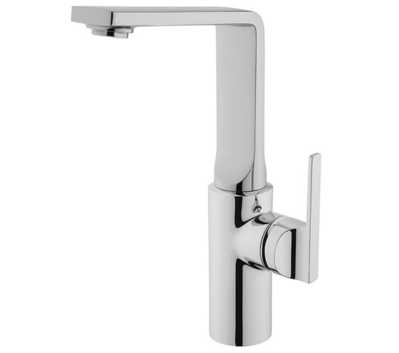 VitrA Suit L Basin Mixer Tap Chrome