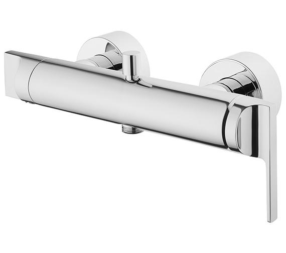 VitrA Suit U Wall Mounted Bath Shower Mixer Valve Chrome