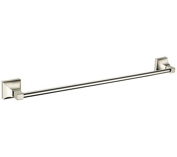 Alternate image of Heritage Chancery 590mm Single Chrome Towel Rail