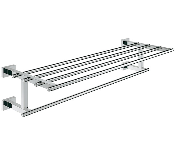 Grohe Essentials Cube Multi Towel Rack