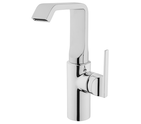 VitrA Suit U Tall Basin Mixer Tap Chrome