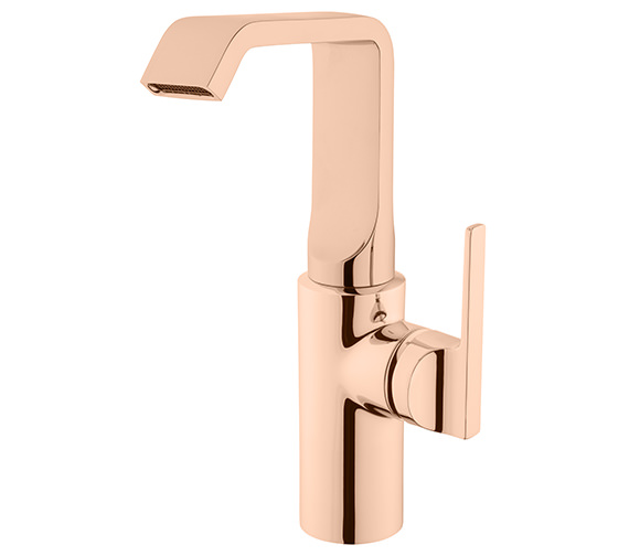 Additional image of VitrA Suit U Tall Basin Mixer Tap Chrome