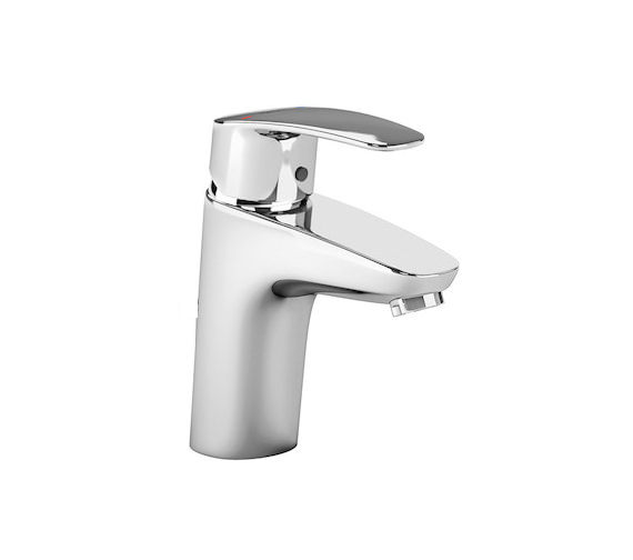 Roca Monodin-N Basin Mixer Tap With Smooth Body