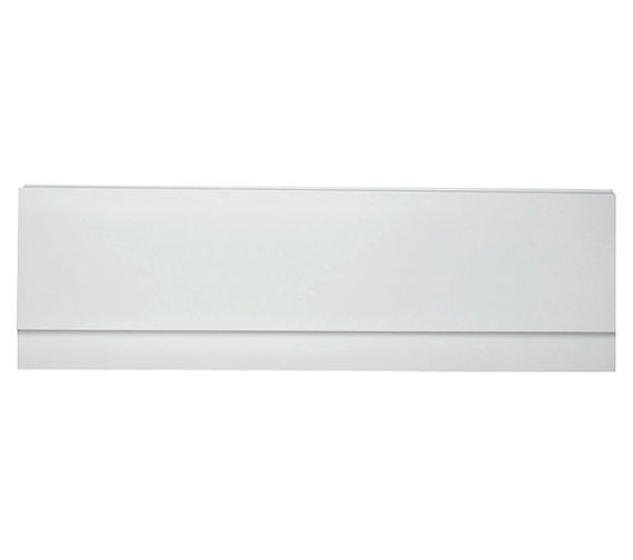 Trojan Supastyle White 510mm Height Bath Front Panel