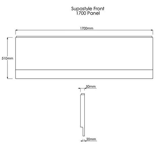 Technical drawing QS-V5004 /