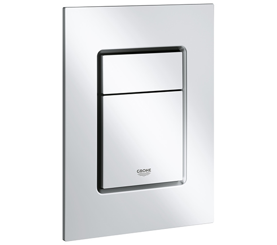 Grohe Skate Cosmopolitan Chrome Small Flush Plate