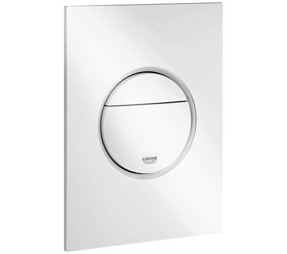 Additional image of Grohe Nova Cosmopolitan S Flush Plate 37601000