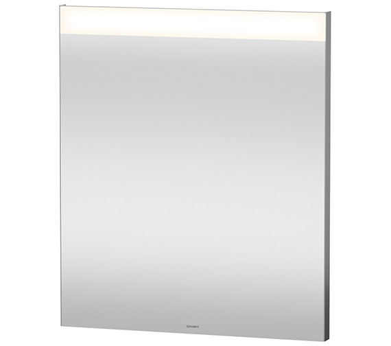 Duravit 600 x 700mm LED Mirror With Defog System