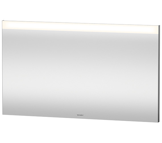 Alternate image of Duravit 600 x 700mm LED Mirror With Defog System