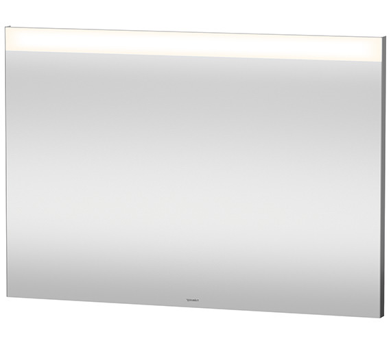 Duravit 1000 x 700mm 55W LED Mirror With Defog System