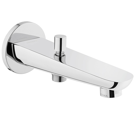 VitrA Z-Line Chrome Bath Spout With Handshower Outlet