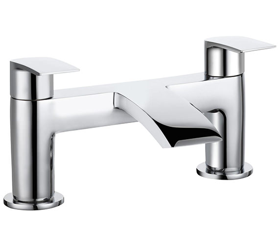 Bristan Glide Chrome Bath Filler Tap
