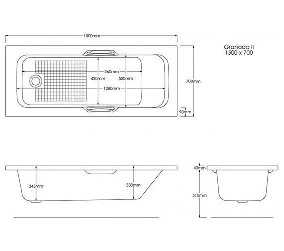 Technical drawing QS-V59896 /