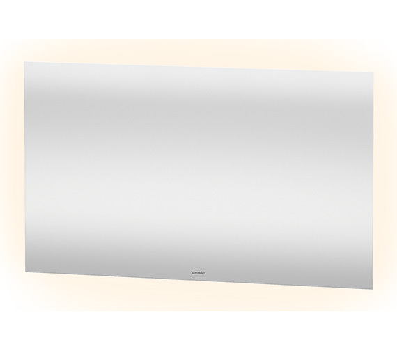 Duravit 1200 X 700mm 54w 4 Sided Ambient Light Led Mirror