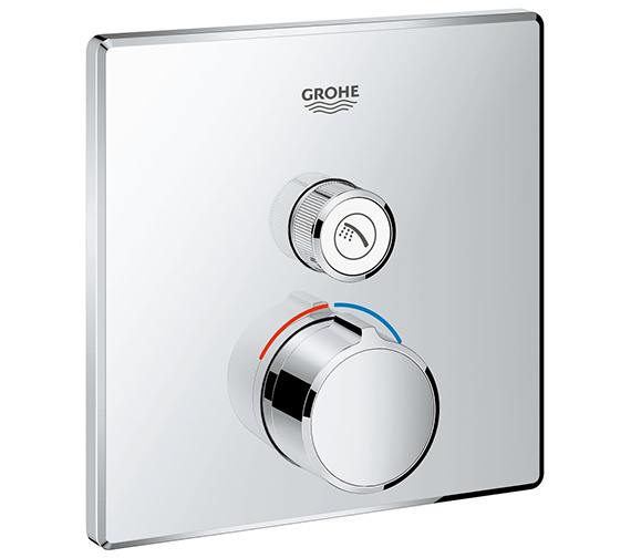 Grohe SmartControl Concealed Mixer With 1 Valve
