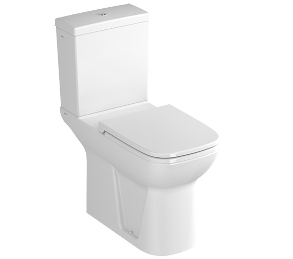 VitrA S20 Comfort Height Close Coupled WC Pan With Cistern