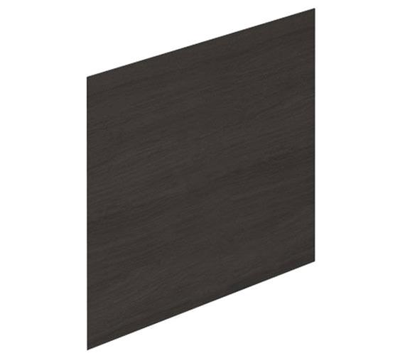 Essential Vermont MDF 700mm End Bath Panel Dark Grey