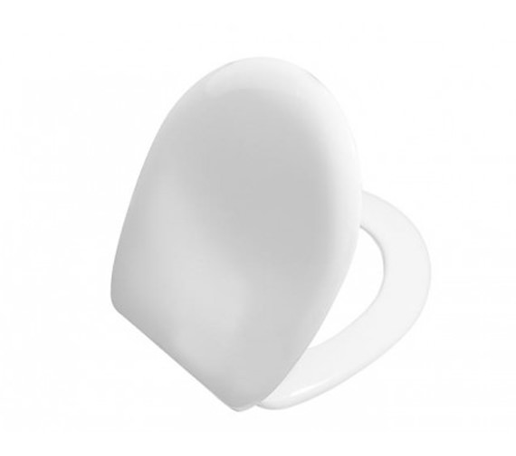 VitrA Opal White Toilet Seat Ring Only