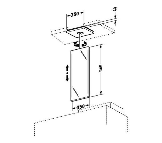 Technical drawing QS-V4293 / LM964208585