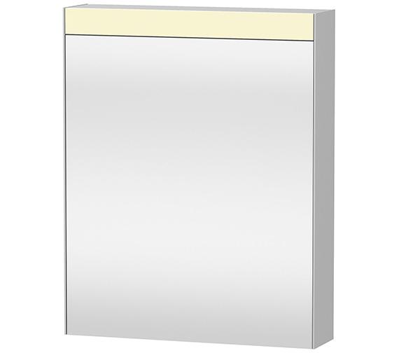 Duravit 610mm Single Door Mirror Cabinet