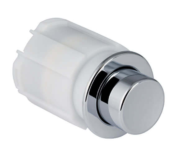 Geberit Concealed Single Pneumatic Flush Actuator With Locked Nuts