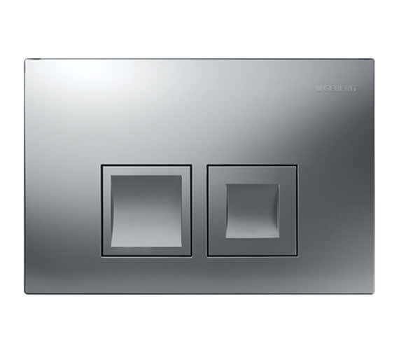 Additional image of Geberit Delta50 246 x 164mm Dual Flush Plate