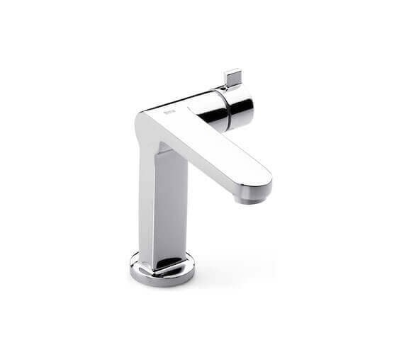 Roca Singles Pro Basin Mixer Tap With Pop-Up Waste