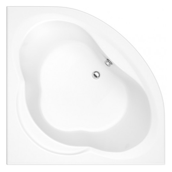 Trojan Laguna 1450mm Corner Bath With Panel