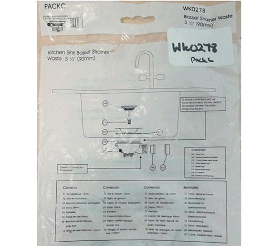 Alternate image of Astracast Helix 1.5 Bowl Composite ROK Metallic Inset Sink