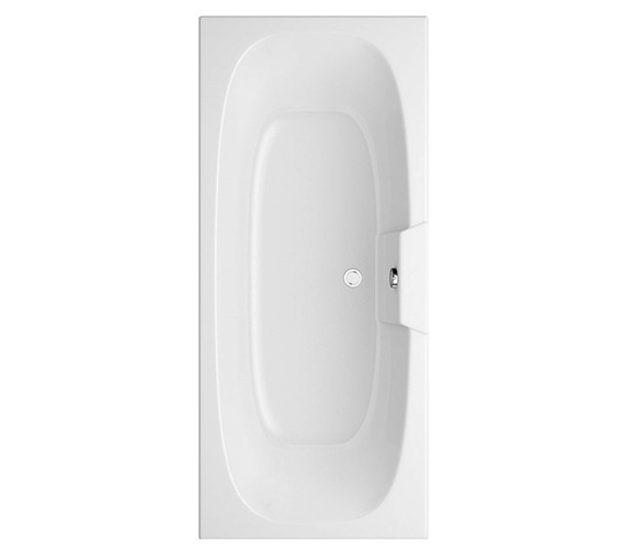Trojan Algarve Double Ended Bath 1800 x 800mm