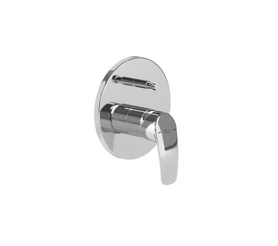 Additional image of Roca Monodin N Built Bath Or Shower Mixer Valve - 5A2298C00