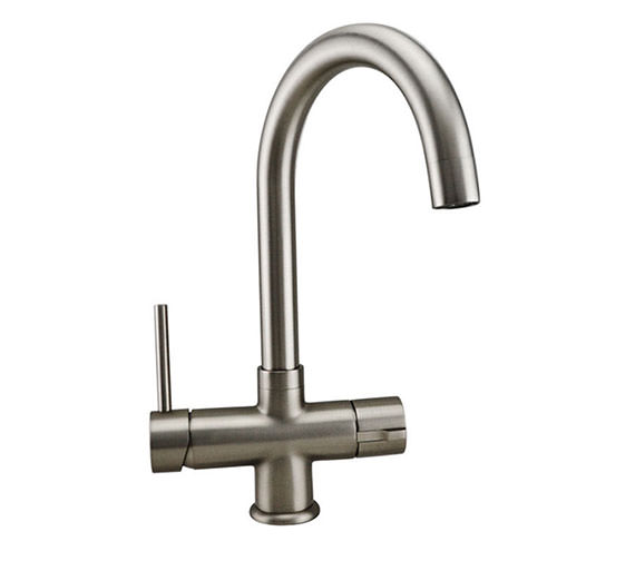 Additional image of Mayfair Escala 3 In 1 Instant Hot Water Filtered Kitchen Tap Chrome