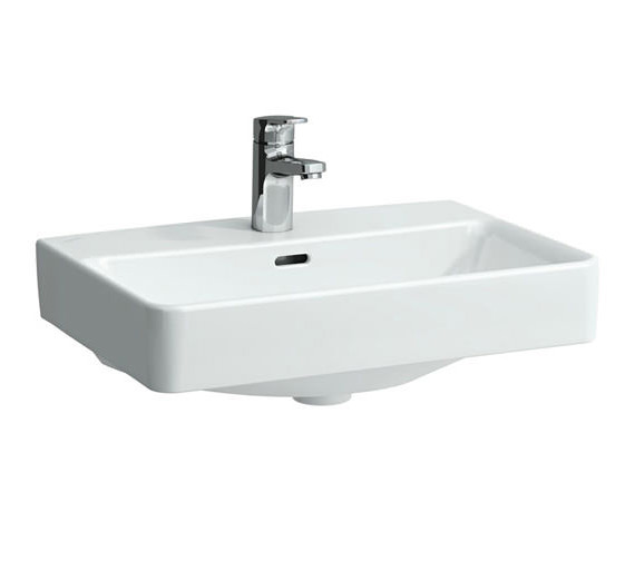 Laufen Pro S 550mm Undersurface Ground Washbasin - 600mm Size Available
