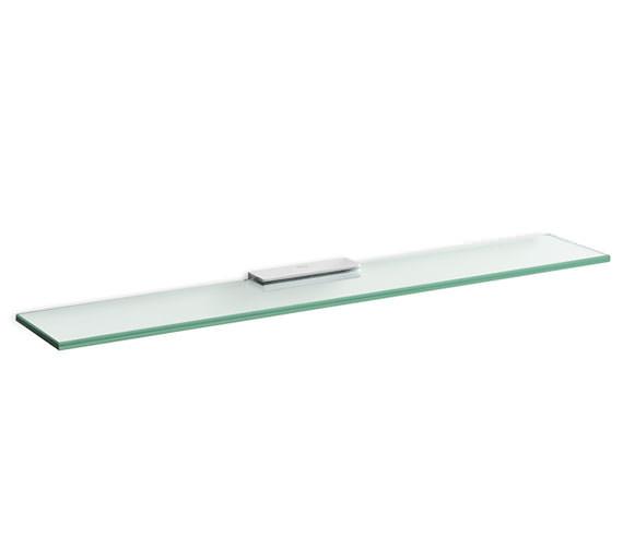 Roca Nuova 600 x 115mm Glass Shelf