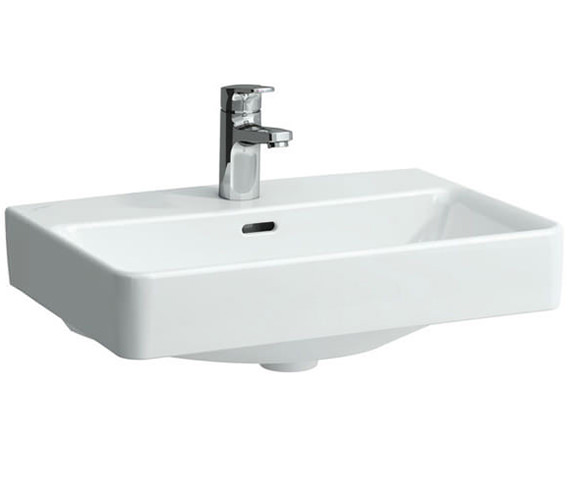 Laufen Pro S 600 x 380mm Compact Basin With One Tap Hole