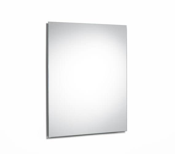 Roca Luna Rectangular Mirror 850 x 900mm