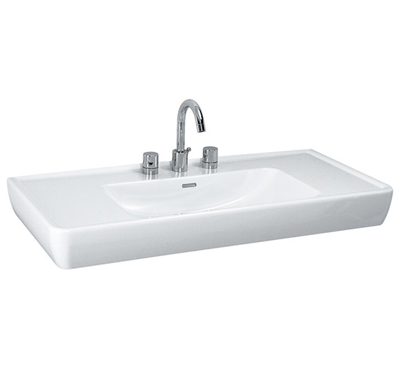 Additional image of Laufen Pro A 850mm Wide Countertop Washbasin