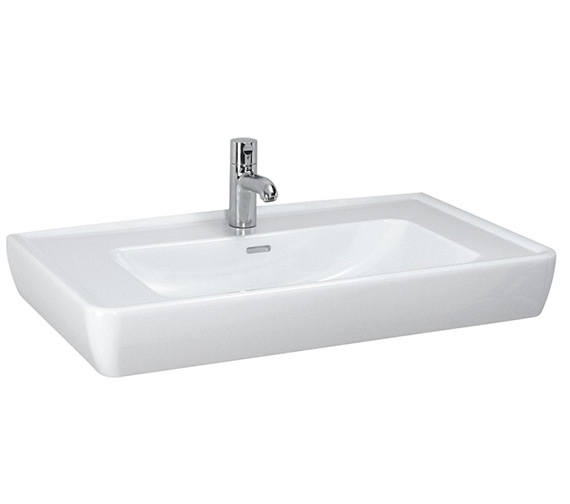 Laufen Pro A 850mm Wide Countertop Washbasin