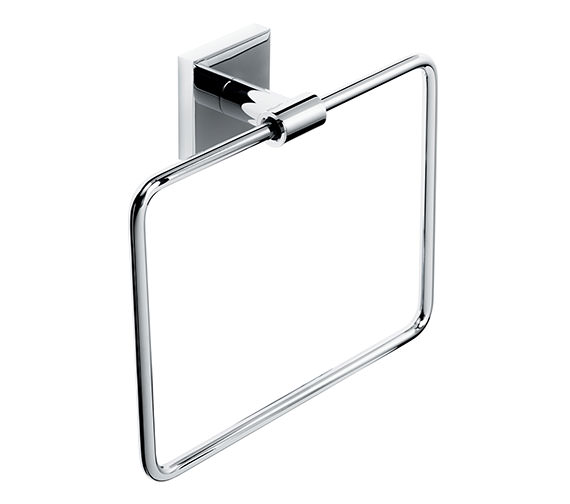 Roper Rhodes Pace Towel Ring Chrome