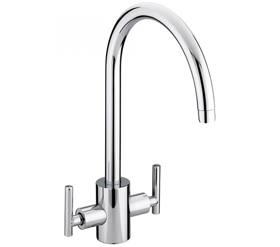 Bristan Artisan Chrome Kitchen Sink Mixer Tap